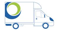 Luton Box Vehicle